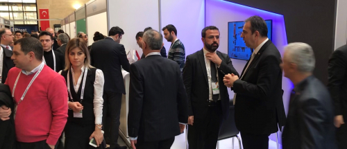 7th TSSK Project Market and Cooperation Summit was held with the support of Türksat