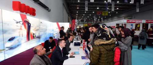 Talent is Everywhere Career Fair makes a stop in Eastern Anatolia