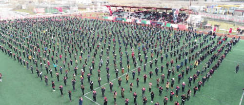 The 100th Anniversary of Atatürk's arrival to Ankara celebrated with enthusiasm