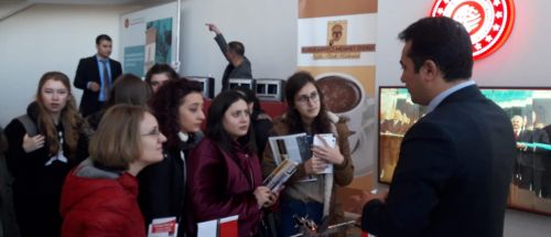 Türksat attends Talent in Trakya Fair