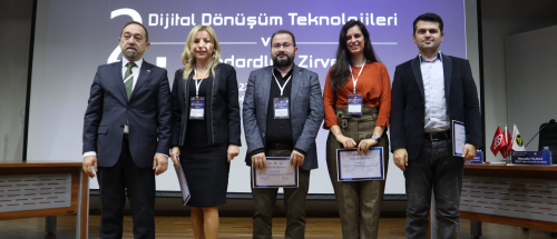Türksat attends 2nd Digital Transformation Technologies and Standards Summit