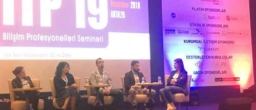 Türksat attends ITP'19 IT Professionals Seminar