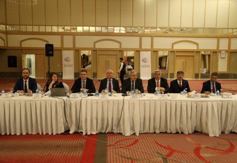 e-Devlet Portal Coordination Meeting Takes Place