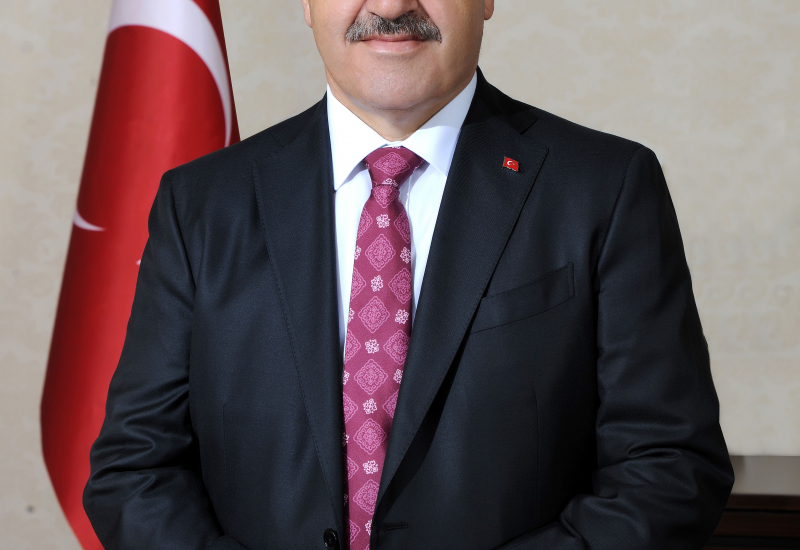 Transport, Maritime Affairs and Communications Minister, Ahmet Arslan's Ramadan Message