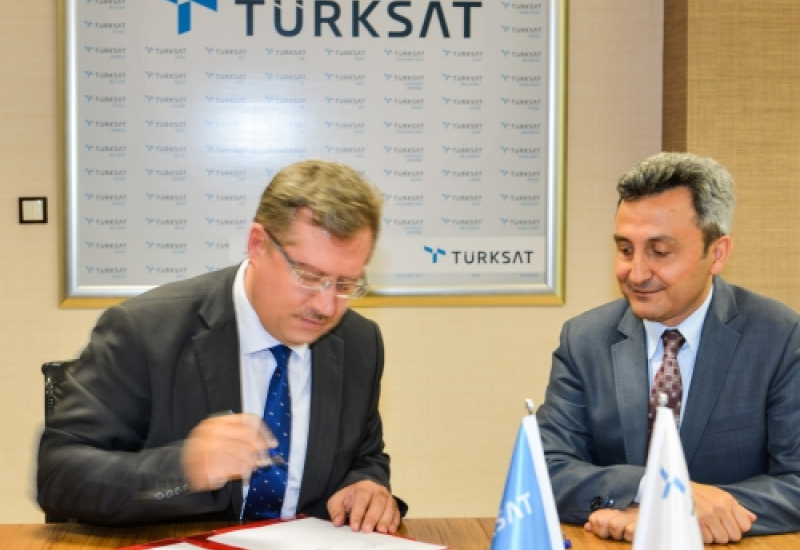 Türksat signs protocol with General Secretariat of Afyonkarahisar Public Hospitals Association