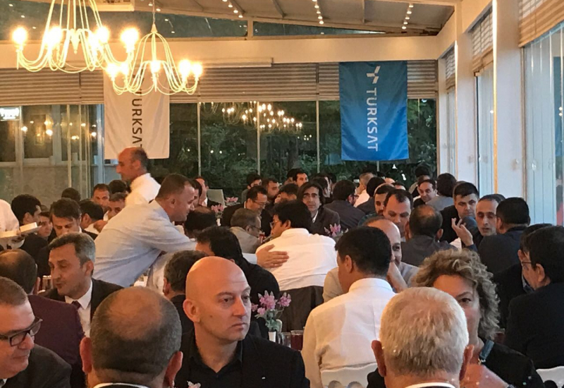 Cable TV Iftar Program takes place in Istanbul