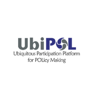 UBIPOL (Ubiqutious Participation Platform for Policy-Making)